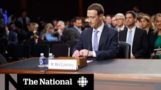 Download Mark Zuckerberg grilled by U.S. Senate over Facebook privacy concerns Video