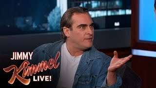 Download Joaquin Phoenix Has a Crush on Amy Poehler Video