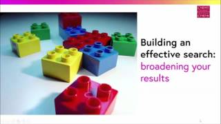 Download How to search the web effectively for reliable health information Video