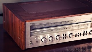 Download Technics Stereo Receiver SA 700 Demo Video
