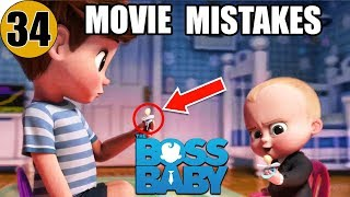 Download 34 Mistakes of THE BOSS BABY You Didn't Notice Video