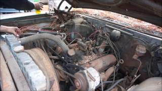 Download 1965 Belair NOT A Impala First Start After 27 Years Video