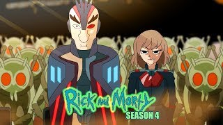 Download Rick and Morty Anime Video