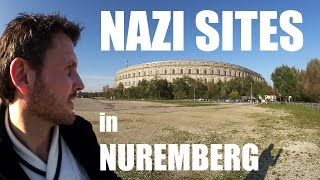 Download Aren't these Nazi Party Buildings in Nuremberg still scary? - A German Life #6 Video