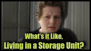Download What's it like Living in a Storage Unit? Video
