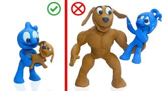 Download CLAY MIXER PET CARE FOR HUGE PUPPY DOG 💖 Animation Cartoons Play Doh Video