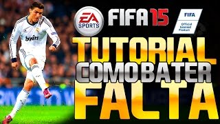 Download FIFA 15 - TUTORIAL COMO BATER FALTA Video