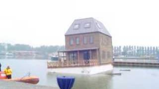 Download floating house Video