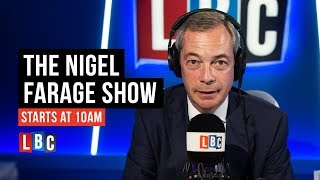 Download The Nigel Farage Show: 19th August 2018 Video