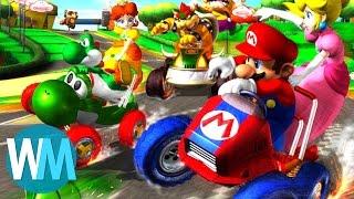 Download Top 10 Best Mario Kart Games Video