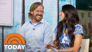 Download Chip And Joanna Gaines Reveal The Cover Of Chip's New Book Live | TODAY Video