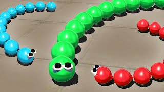 Download SLITHER.IO IN 3D GAME! (Simple Planes) Video