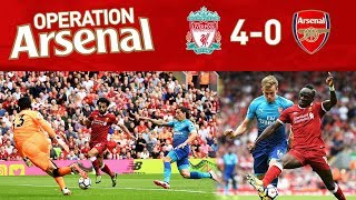Download LIVERPOOL 4-0 ARSENAL - OPERATION ARSENAL Video