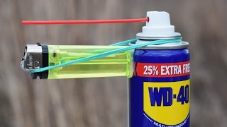 Download 4 Simple Life Hacks with WD 40 Video