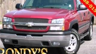 Download Pre-Owned 2004 CHEVROLET AVALANCHE Dothan AL Video