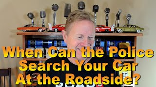 Download When Can the Police Search Your Car at the Roadside? Lehto's Law - Ep. 3.44 Video