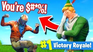 Download Getting *ROASTED* In Fortnite Battle Royale! Video