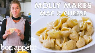 Download Molly Makes Macaroni and Cheese | From the Test Kitchen | Bon Appétit Video