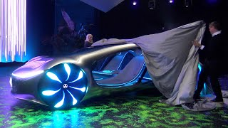 Download This Mercedes can drive sideways | AVTR Video