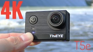 Download ThiEYE T5e Action Camera REVIEW - Best Cheap 4K Action Camera! Video