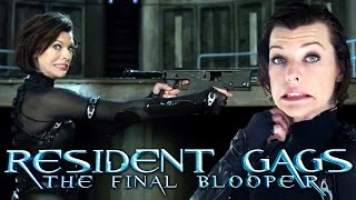 Download Resident Gags: The Final Blooper Video