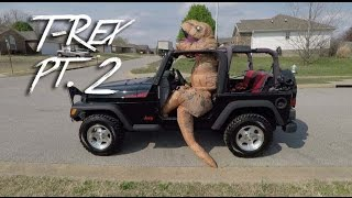 Download A DAY IN THE LIFE OF A TREX Video