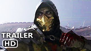 Download MORTAL KOMBAT 11 Official Trailer (2019) Video Game HD Video