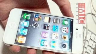 Download White iPhone 5 Leaked and More Video