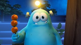 Download Spookiz | A Gift For You | 스푸키즈 | Funny Cartoon | Kids Cartoons | Videos for Kids Video