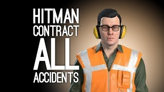 Download Hitman Contract: ALL ACCIDENT KILLS - Plywood and Paste Contract (Let's Play Hitman on Xbox One) Video
