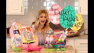 Download 5 Creative Easter Basket Ideas!!🐰 Video