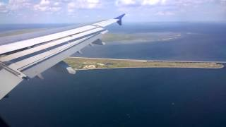 Download Landing in Copenhagen Airport, Øresund Bridge, SAS Airbus A321, 2015 Video