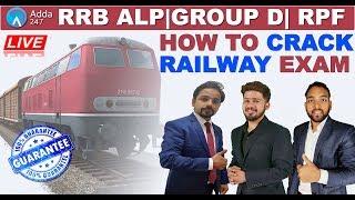 Download Railway recruitment 2018   HOW TO CRACK RAILWAY EXAMS  Arun Sir, Kush Sir, Puneet Sir Video