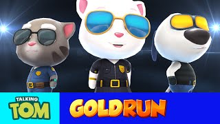 Download BRAVE NEW CHARACTERS - Talking Tom Gold Run (Mission Gameplay) Video