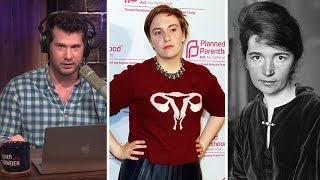 Download Celebrities Praise Racist Margaret Sanger of Planned Parenthood | Louder With Crowder Video