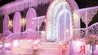 Download Dubai World Trade Center Wedding - Huda & Ibrahim Video