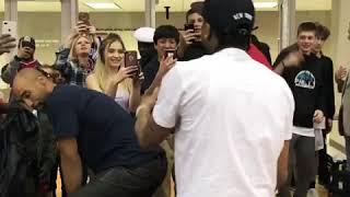 Download Allen Iverson Raps during AI roundball classic (2018) Video