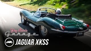 Download Steve McQueen's 1956 Jaguar XKSS - Jay Leno's Garage Video
