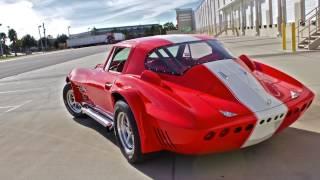 Download 1963 Corvette ″Grand Sport″ Clone Video