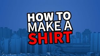 Download ROBLOX Create and Play Tutorial - How to Make a Shirt Video