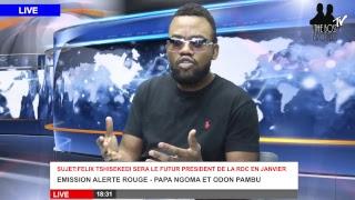 Download EMISSION ALERTE ROUGE - FELIX TSHISEKEDI SERA LE FUTUR PRESIDENT DE LA RDC Video