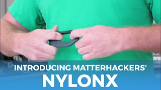 Download Introducing NylonX - MatterHackers' Strongest 3D Printing Filament Yet Video