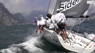 Download Audi Sailing Series Melges 32 - Act 4 Torbole - Day 1 Video