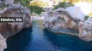 Download 5 unglaubliche Strände die Sie besuchen müssen (Kroatien) | sommer-kroatien.de Video