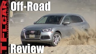Download 2018 Audi Q5 On & Off-Road Review: All New Q5 Gets All New Quattro AWD Video