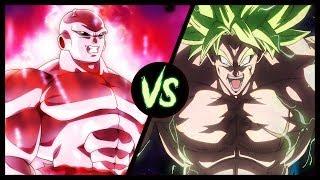Download Broly VS Jiren | Dragon Ball Super Video