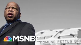 Download Rep. John Lewis: Trump Is Sowing The Seeds Of Racism In America | The 11th Hour | MSNBC Video