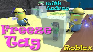 Download ROBLOX Freeze Tag with Audrey | SallyGreenGamer Video