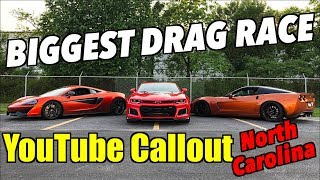 Download We're Hosting The BIGGEST YouTube Drag Race Yet!! Video