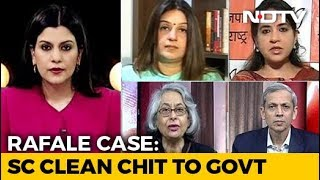 Download Has Top Court's Rafale Verdict Dented The Congress Campaign Against PM? Video